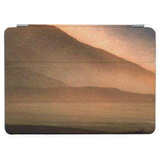 Sandstorm at Mesquite Sand Dunes Sunset iPad Air Cover
