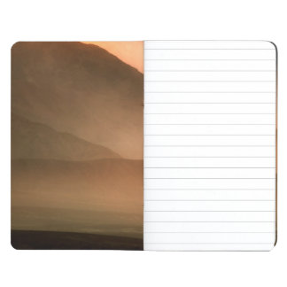 Sandstorm at Mesquite Sand Dunes, Sunset Journal