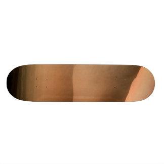 Sandstorm at Mesquite Sand Dunes, Sunset Skateboard Deck