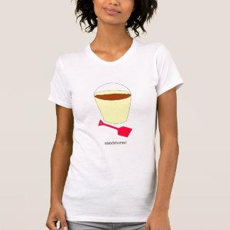 sandstorm! women's t-shirt