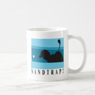 Sandtrap Golf Mugs