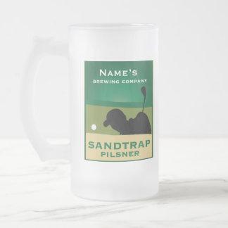 Sandtrap Pilsner Mug