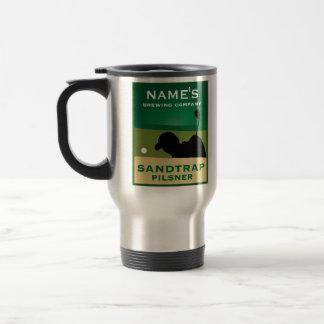 Sandtrap Pilsner Travel Mug