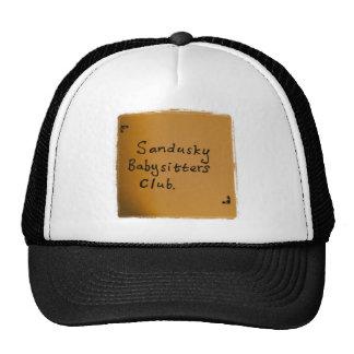Sandusky Babysitters Club Trucker Hat