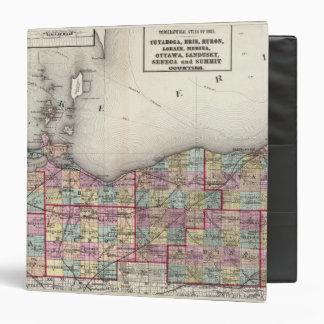 Sandusky, Seneca, y condados de la cumbre
