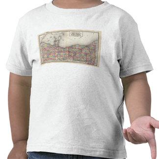 Sandusky, Seneca, y condados de la cumbre Camiseta
