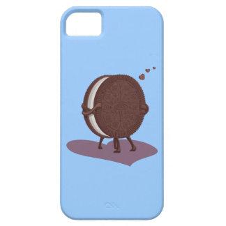 Sandwich Cookie Hugs, that loving filling. iPhone SE/5/5s Case