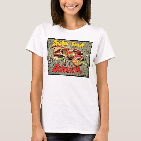 Sandwich Group-Suicide T-Shirt