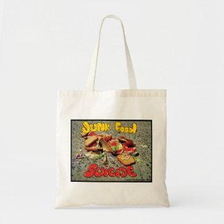 Sandwich Group-Suicide To Go Canvas Bag