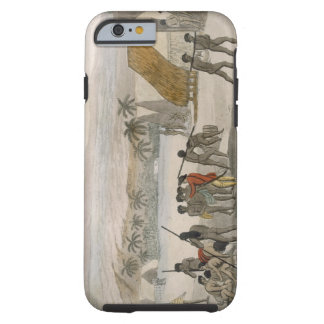 Sandwich Islands - a Westerner negotiating for sto Tough iPhone 6 Case