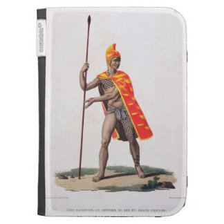 Sandwich Islands: An Office of the King in State C Kindle Keyboard Cases