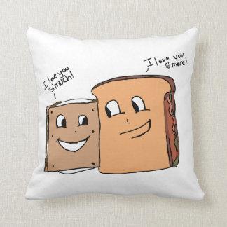 Sandwich Love Pillow
