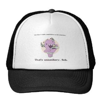Sandwich Monster Trucker Hat
