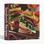 Sandwich Question Binder