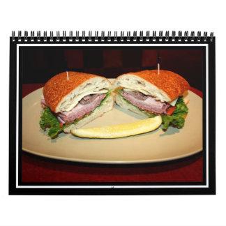 Sandwich Smile Wall Calendar