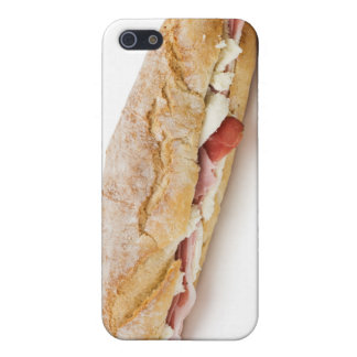 sandwich with ham and cheese cover for iPhone 5