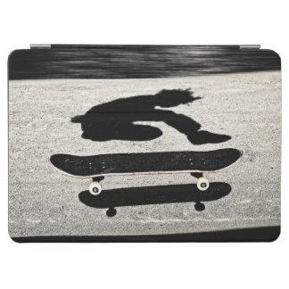 sandwiched skateboard iPad air cover