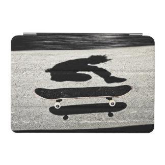 sandwiched skateboard iPad mini cover