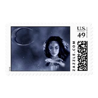sandwoman stamps
