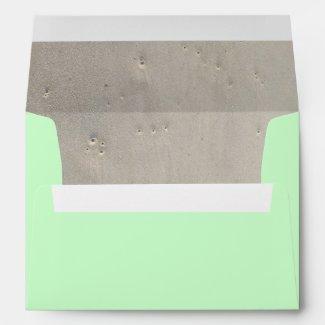SANDY Bat Mitzvah Customizable Envelope
