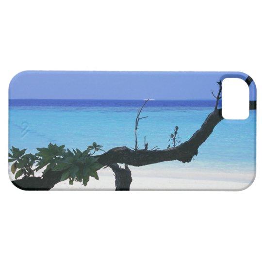 Sandy Beach 8 iPhone SE/5/5s Case