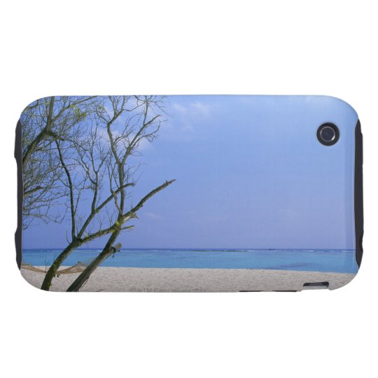 Sandy Beach 9 iPhone 3 Tough Cover