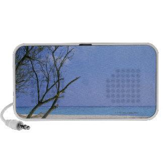 Sandy Beach 9 Notebook Speakers