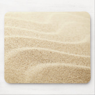 Sandy Beach Background For Summer Mouse Pad