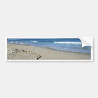 Sandy Beach Bumper Sticker