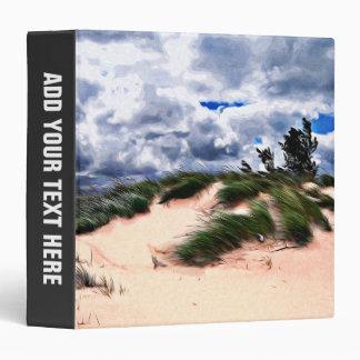 Sandy Beach Dune Grass Binder