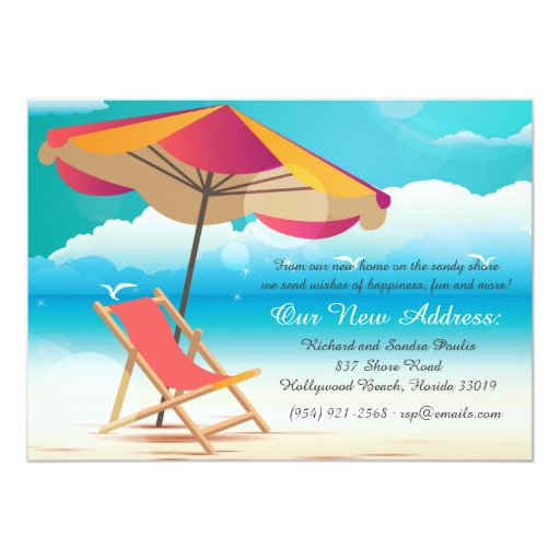 Moving Invitations 1200 Moving Announcements Invites
