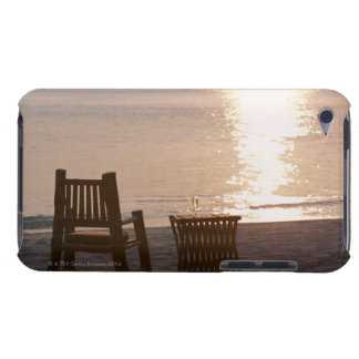 Sandy Beach of Sunset 2 Barely There iPod Cover