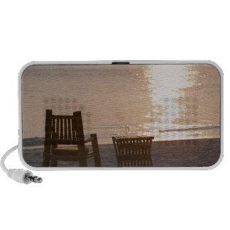 Sandy Beach of Sunset 2 Speaker System