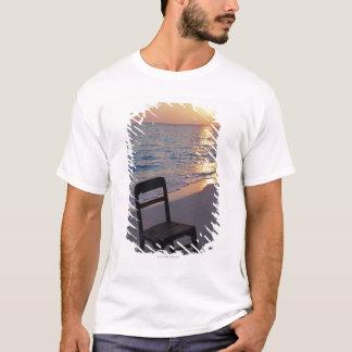 Sandy Beach of Sunset T-Shirt