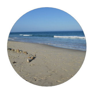 Sandy Beach Set Of Poker Chips