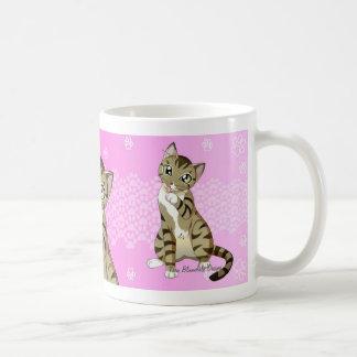 Sandy Cat Mug
