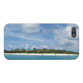Sandy Cay iPhone SE/5/5s Case