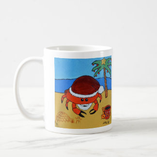 Sandy Claws by Joel Anderson Mug