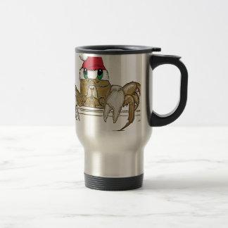 Sandy ClawsTrans Travel Mug