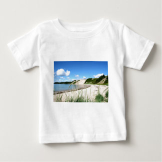 Sandy Cove Beach Baby T-Shirt