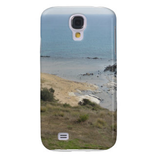 sandy cove iphone cover