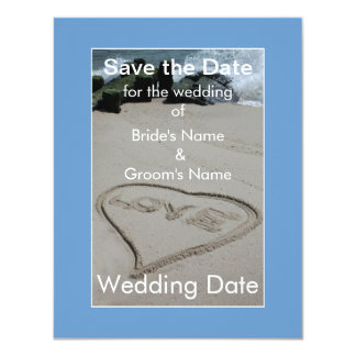 Sandy Cove Save the Date Announcement