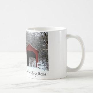 Sandy Creek Covered Bridge Coffee Cup