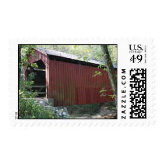 Sandy Creek Covered Bridge Stamps