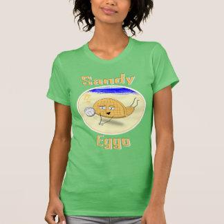 Sandy Eggo Shirt
