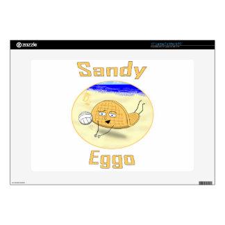 Sandy Eggo Skins For Laptops