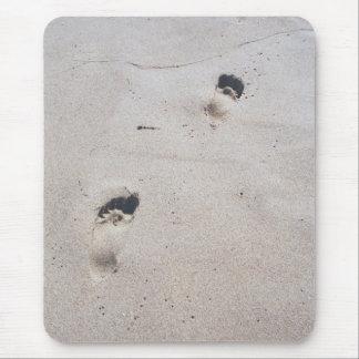 Sandy Feet Mouse Pad