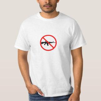 Sandy Hook Assault Rife Weapon Shooting T-shirt