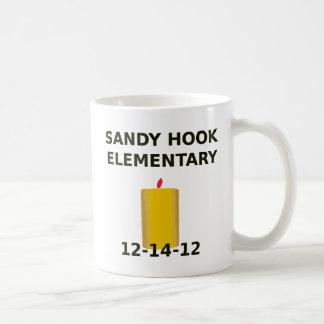 SANDY HOOK ELEMENTARY CANDLE MUG