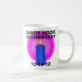 SANDY HOOK ELEMENTARY, candle Coffee Mug